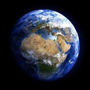 Earth - don't ya just love it?